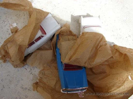 Juguetes antiguos Gozán: CAMIÓN BERNARD PORTACOCHES SEAT 1500 - GOZÁN - Foto 9 - 22932358