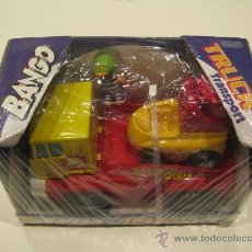 Juguetes antiguos Gozán: BANGO-TRUCK DE GOZAN. Lote 29233414