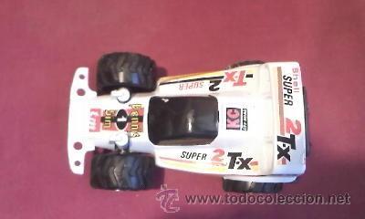 Juguetes antiguos Gozán: Coche de carreras marca GOZAN MADE IN SPAIN. Plástico. - Foto 4 - 31340207