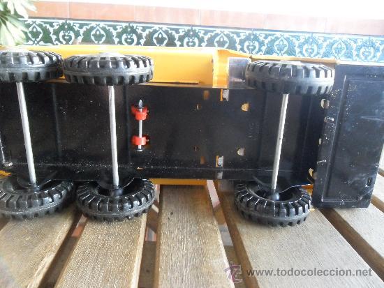 Juguetes antiguos Gozán: CAMION TIGRE DE GOZAN - Foto 5 - 34648740