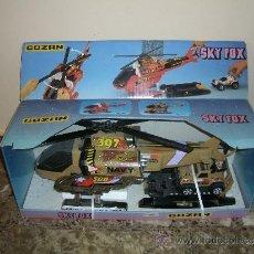 Juguetes antiguos Gozán - Helicóptero Gozán. Sky Fox. Ref. 702. Nuevo en caja. Vintage - 35365812