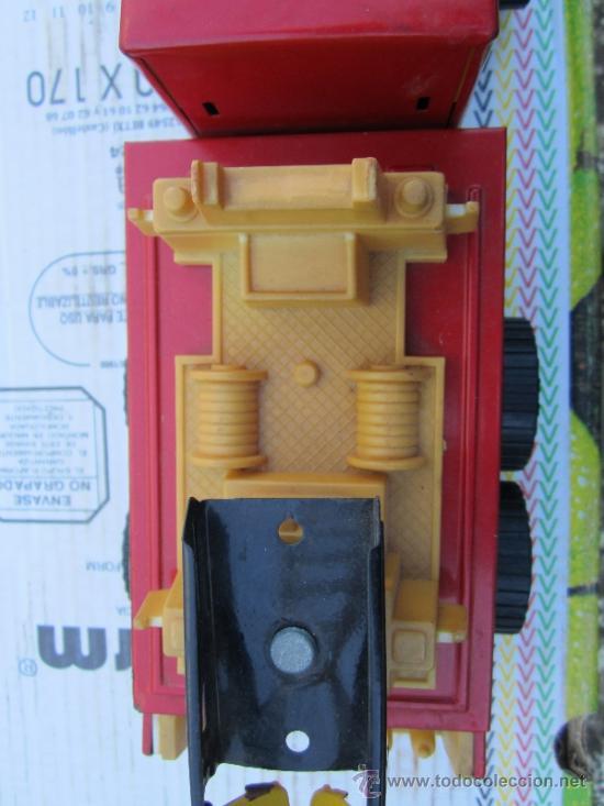 Juguetes antiguos Gozán: camion de bomberos gozan - super -pumper system - ver fotos - Foto 11 - 36404158