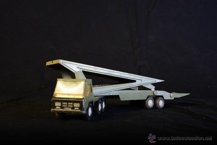 Juguetes antiguos Gozán: Camión Gozan juguetes - Serie Furia - Foto 2 - 46779487