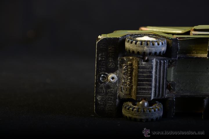 Juguetes antiguos Gozán: Camión Gozan juguetes - Serie Furia - Foto 3 - 46779487