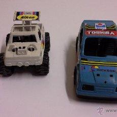 Altes Spielzeug Gozán - 2 COCHES GOZAN - 50385759