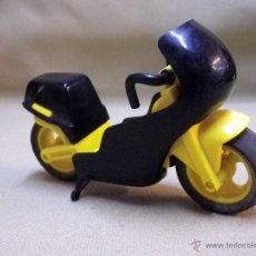 Juguetes antiguos Gozán: MOTO, MOTOCICLETA, FABRICADA POR GOZAN, 10 X 6,5 CM. Lote 52413330