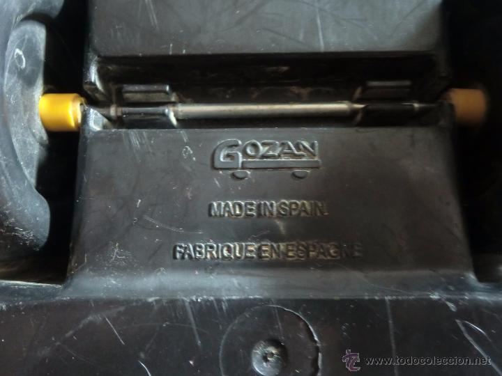 Juguetes antiguos Gozán: Camión con remolque VOLVO GOZAN SERIES. De hierro y plástico. Fabricado en España. Gran tamaño - Foto 8 - 53631912