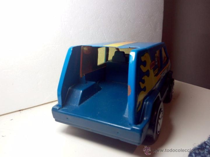 Juguetes antiguos Gozán: Lote furgoneta - Gozan - Foto 3 - 55003993