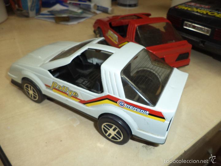 Juguetes antiguos Gozán: Lote 2 Ford Sierra Rallye Repsol de Gozán esc.1/24 - Foto 2 - 55951709