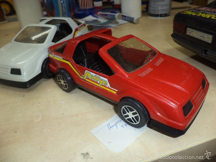 Juguetes antiguos Gozán: Lote 2 Ford Sierra Rallye Repsol de Gozán esc.1/24 - Foto 3 - 55951709