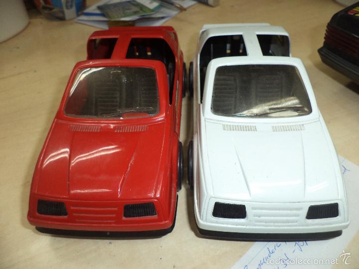 Juguetes antiguos Gozán: Lote 2 Ford Sierra Rallye Repsol de Gozán esc.1/24 - Foto 5 - 55951709