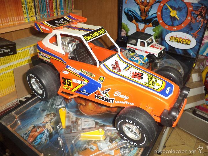 Juguetes antiguos Gozán: Coche Buggy Off Road.Raid Baja California.The Hornet Junior - GOZÁN.Gran escala. - Foto 2 - 57413838
