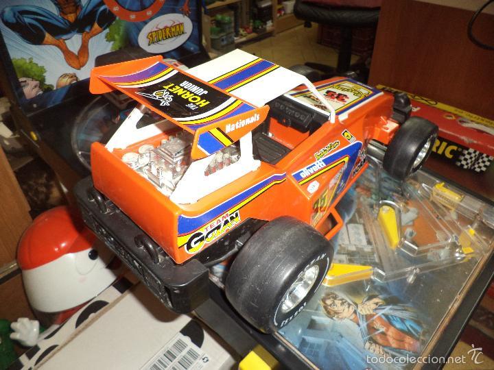 Juguetes antiguos Gozán: Coche Buggy Off Road.Raid Baja California.The Hornet Junior - GOZÁN.Gran escala. - Foto 4 - 57413838