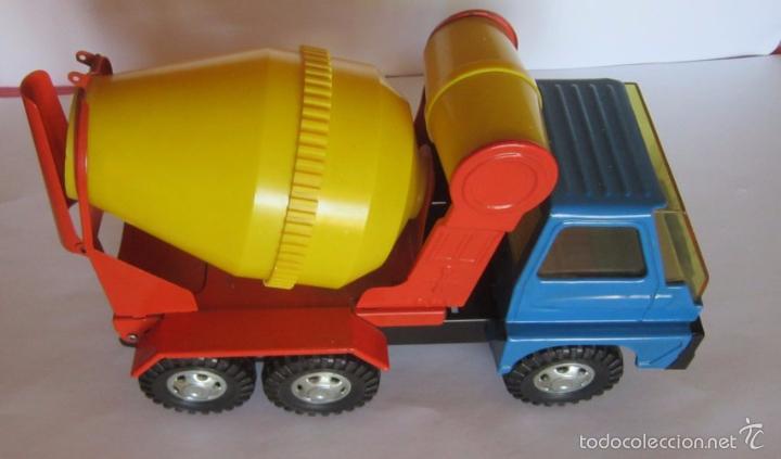 Hormigonera tigre gozan cc comprar juguetes antiguos - Precio de hormigoneras ...