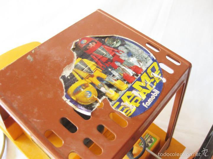 Juguetes antiguos Gozán: CARRETILLA ELEVADORA DE GOZAN FENWICK CON DOS PALES - Foto 3 - 58573302