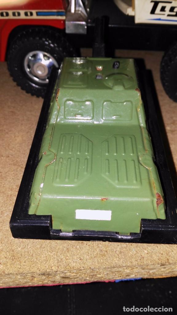Juguetes antiguos Gozán: Camión tigre 2000 transporte de coches de Gozan - tigre car-2 - Foto 8 - 62964598