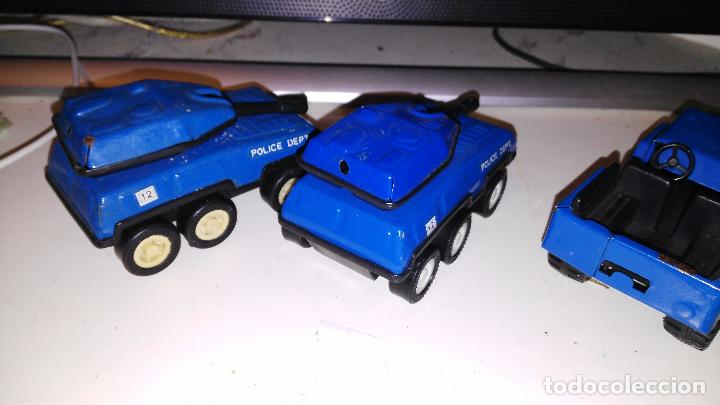 Juguetes antiguos Gozán: Camión tigre 2000 transporte de coches de Gozan - tigre car-2 - Foto 11 - 62964598