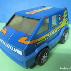 Brinquedos antigos Gozán: FURGONETA TEAM MICHELIN GT MARCA GOZAN MADE IN SPAIN. Lote 65978426
