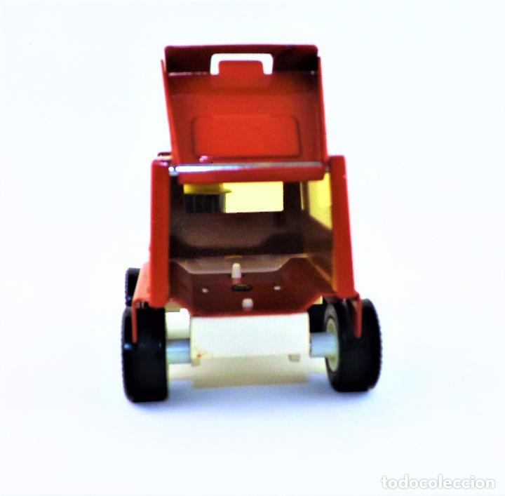 Juguetes antiguos Gozán: Gozán camion Bomberos Panchito - Foto 4 - 141596293