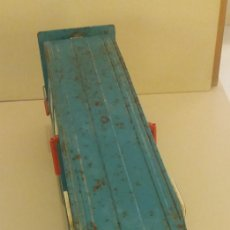 Juguetes antiguos Gozán: ANTIGUO CAMION TIGRE DE GOZAN POTACOCHES ORIGINAL AÑOS 70. Lote 77873085