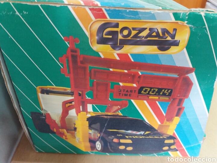 Juguetes antiguos Gozán: Gozan cobra. - Foto 3 - 92195714