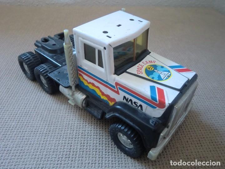 Juguetes antiguos Gozán: Camión de GOZÁN, Space Camp NASA. Gran tamaño - Foto 6 - 97255187