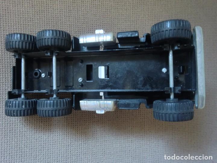 Juguetes antiguos Gozán: Camión de GOZÁN, Space Camp NASA. Gran tamaño - Foto 9 - 97255187
