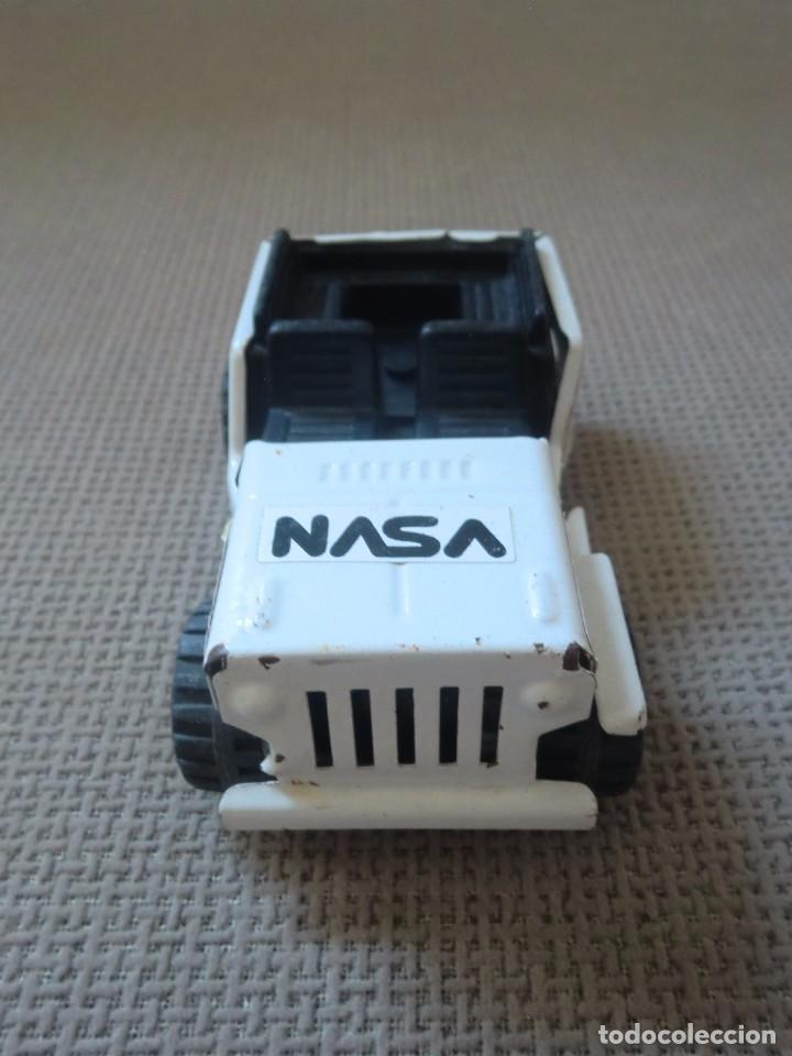 Juguetes antiguos Gozán: Jeep de GOZÁN, NASA Medical 5º dto. - Foto 2 - 97255299