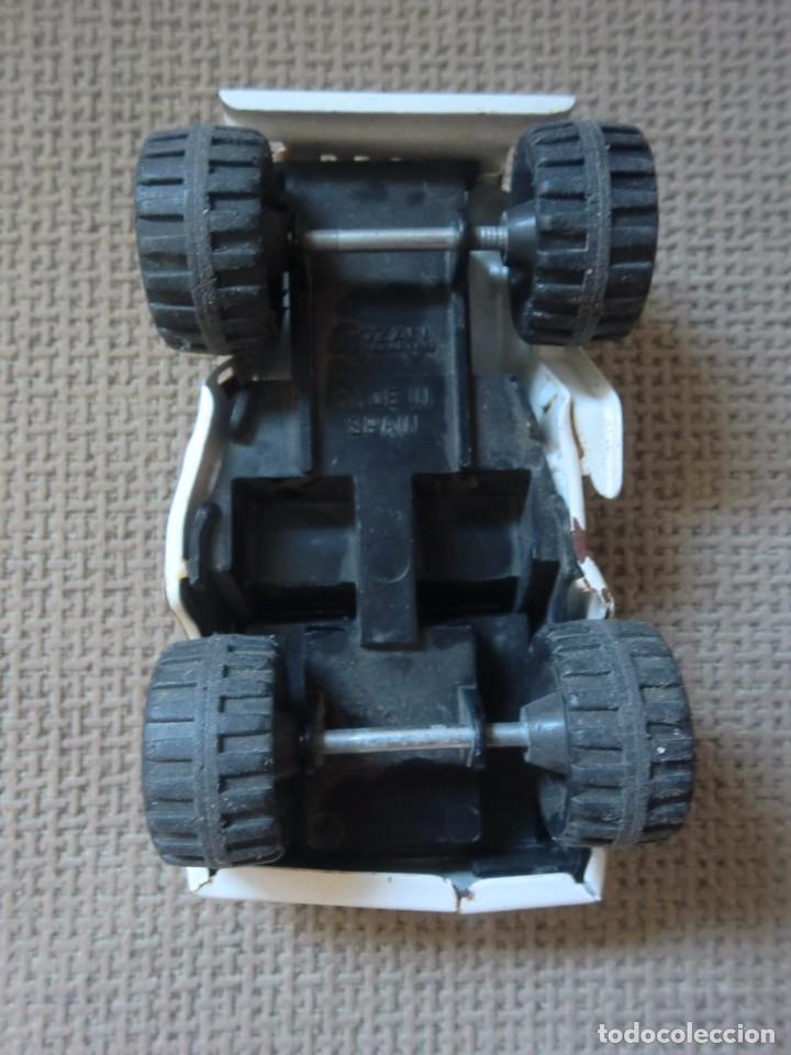 Juguetes antiguos Gozán: Jeep de GOZÁN, NASA Medical 5º dto. - Foto 6 - 97255299
