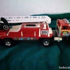 Juguetes antiguos Gozán - Camión gozan bomberos - 97718695