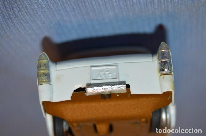 Juguetes antiguos Gozán: Antiguo coche SEAT 1500 de GOZÁN - Made In Spain ¡PRECIOSO! - Mira - Foto 6 - 97719067