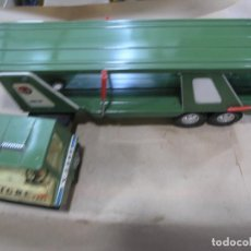 Juguetes antiguos Gozán: CAMIÓN MILITAR TIGRE CAR 2000 GOZAN. Lote 100719531