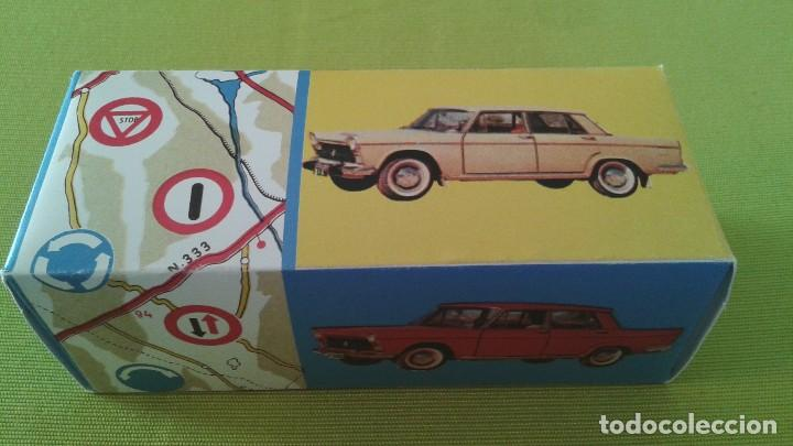 GOZÁN SEAT 1.500 CAJA (Juguetes - Marcas Clásicas - Gozán)