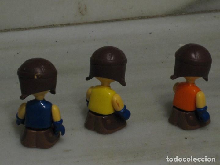Juguetes antiguos Gozán: LOTE JUGUETES GOZAN AÑOS 80 MUÑECOS PILOTO - Foto 3 - 111047747