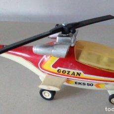 Juguetes antiguos Gozán: HELICOPTERO GOZAN. Lote 115940007