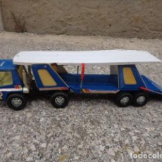 Juguetes antiguos Gozán: CAMION TRAILER . Lote 119985587