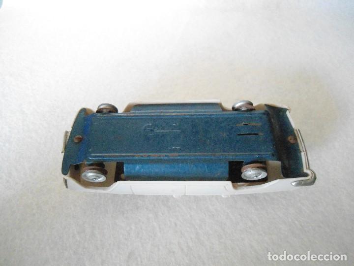 Juguetes antiguos Gozán: SEAT 1500 DE GOZAN - Foto 5 - 125062531