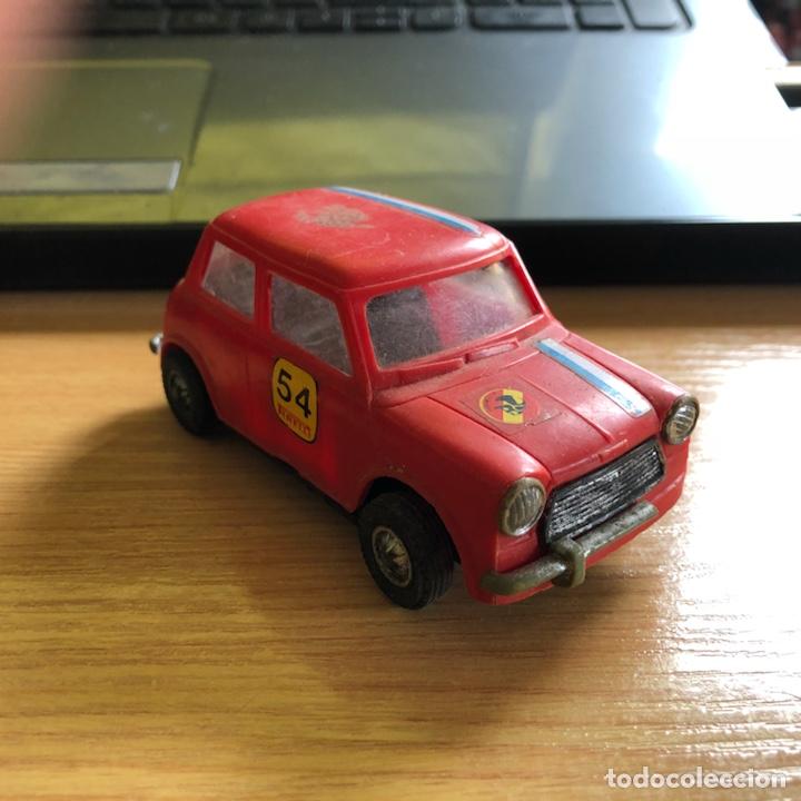 Juguetes antiguos Gozán: Antiguo coche a escala mini 1000 de gozan made in spain. - Foto 2 - 125238000