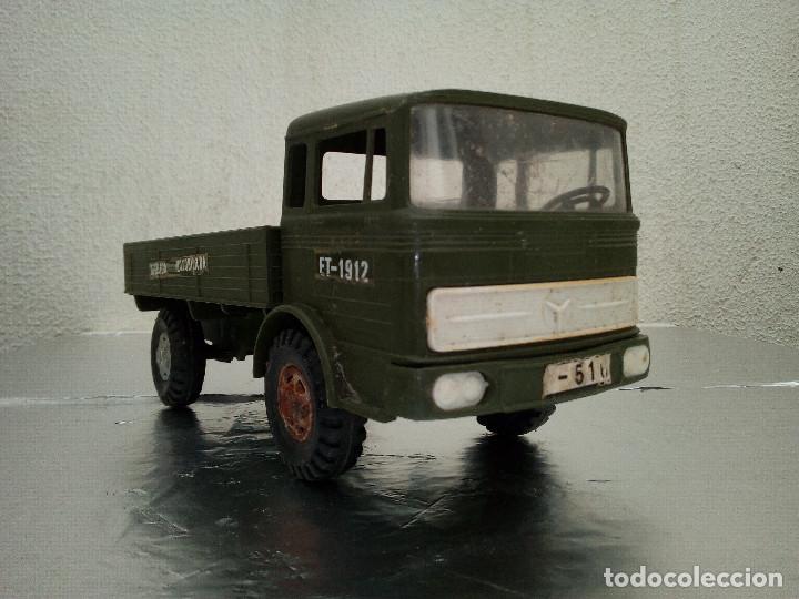 CAMION MERCEDES -GOZAN-ET 1912- (Spielzeug - Klassische Marken - Gozán)