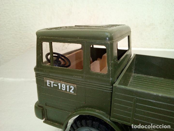 Altes Spielzeug Gozán: CAMION MERCEDES -GOZAN-ET 1912- - Foto 8 - 133023370