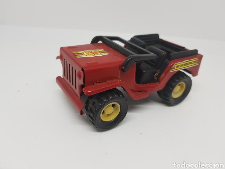 GOZAN - JEEP - CAR110 (Juguetes - Marcas Clásicas - Gozán)