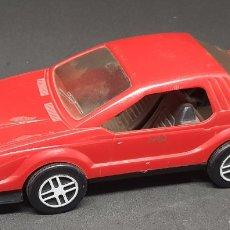 Juguetes antiguos Gozán - Coche plastico - marca gozan - car124 - 139002042