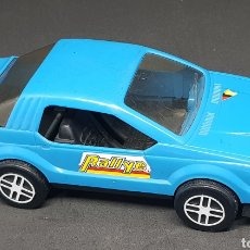 Juguetes antiguos Gozán - Coche plastico - marca gozan - car124 - 139010161