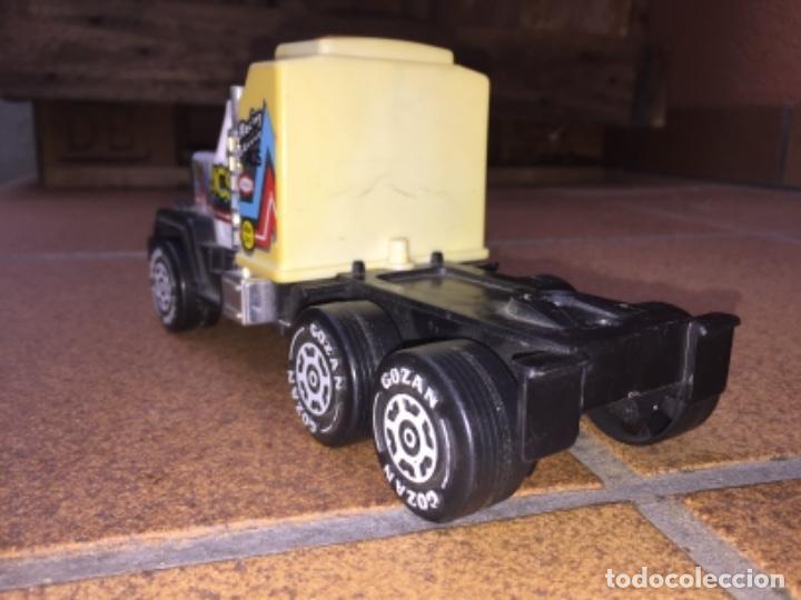 Juguetes antiguos Gozán: Camion trailer de gozan - Foto 2 - 139471862