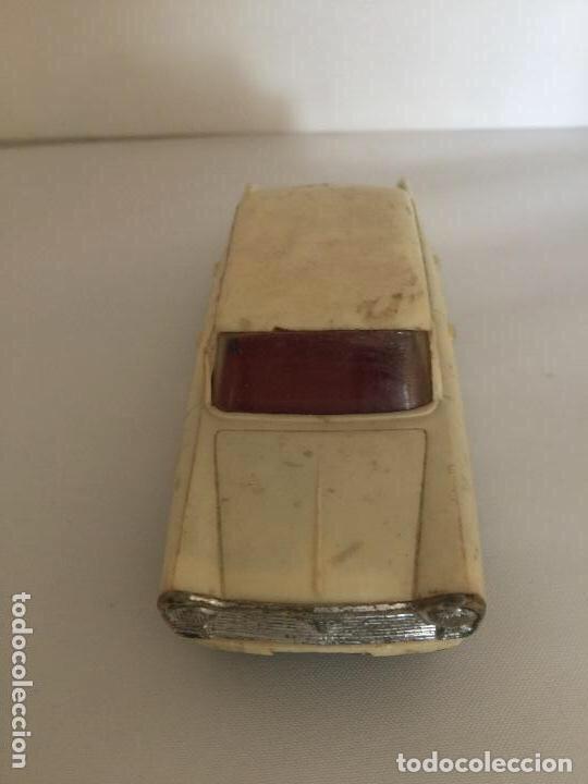 Juguetes antiguos Gozán: ANTIGUO COCHE SEAT 1500 DE GOZÁN - MADE IN SPAIN - Foto 3 - 140181634