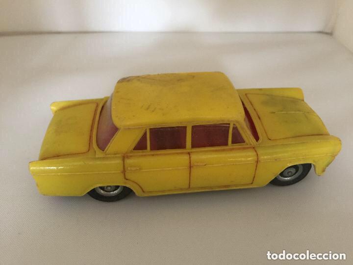 ANTIGUO COCHE SEAT 1500 DE GOZÁN - MADE IN SPAIN (Juguetes - Marcas Clásicas - Gozán)