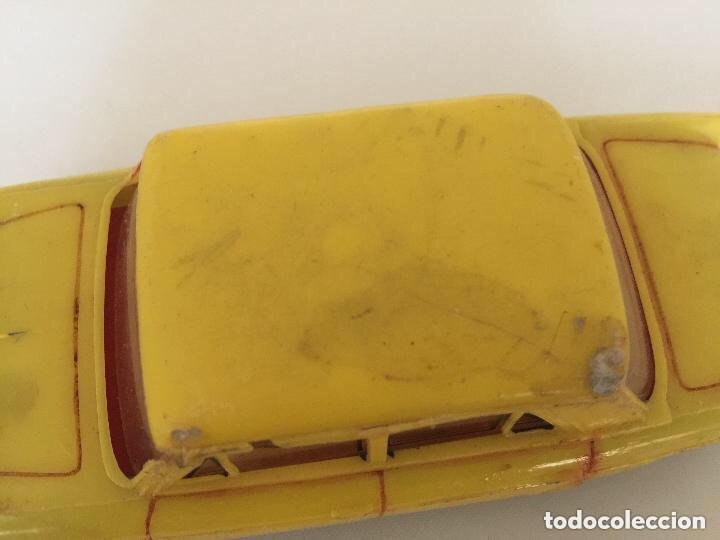 Juguetes antiguos Gozán: ANTIGUO COCHE SEAT 1500 DE GOZÁN - MADE IN SPAIN - Foto 3 - 140181746