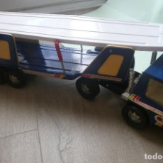 Jouets anciens Gozán: CAMION PORTACOCHES TIGRE 2000-GOZÁN. Lote 140331774