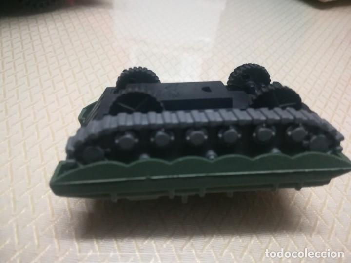 Juguetes antiguos Gozán: Antiguo camión de gozan militar en su caja miren fotos - Foto 25 - 146793070
