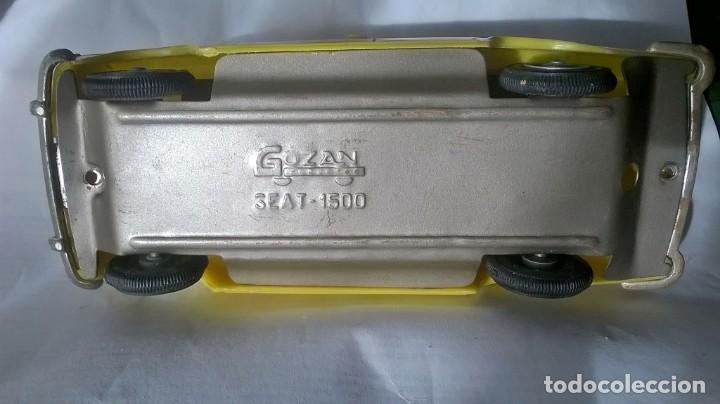 Altes Spielzeug Gozán: Seat 1500 de Gozan, escala 1:32 - Foto 2 - 146811034
